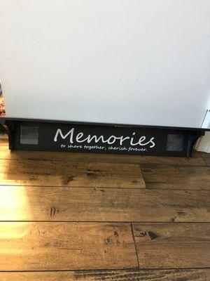 Memories black shelf for Sale in Los Angeles, CA