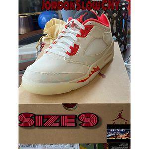 Jordan 5 Low CNY Size 9 for Sale in Nashville, TN