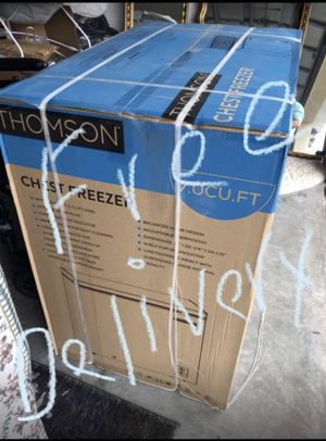 Chest Freezer 7 cu ft Brand New for Sale in Orlando, FL