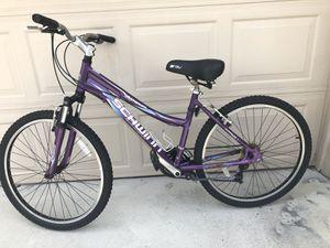 Schwinn women aluminum bike for Sale in Alafaya, FL