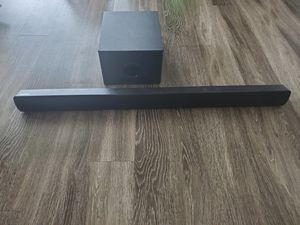 Sanyo soundbar and Subwoofer for Sale in Denver, CO