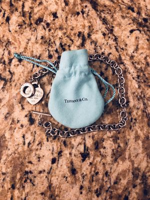 Tiffany toggle heart necklace for Sale in Austin, TX