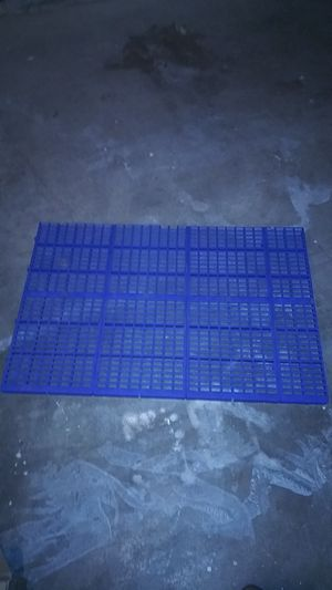 flooring for dog kennel cage for Sale in Houston, TX