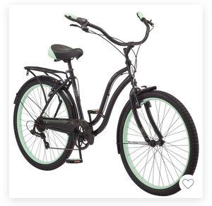 Brand New Schwinn women turquoise bike for Sale in Malden, MA