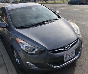 2012 Hyundai elantra (SALVAGE) for Sale in Lincoln Acres, CA