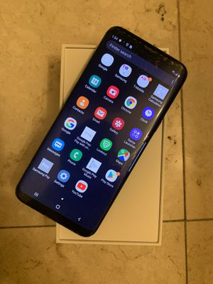 Samsung Galaxy S8+ plus ANY CARRIER 64GB for Sale in San Diego, CA