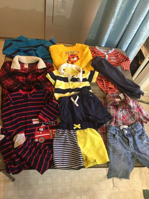 Baby boy clothes size 18 months for Sale in Norfolk, VA