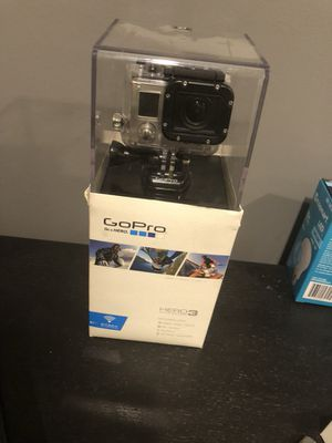 GoPro hero3 for Sale in Chicago, IL