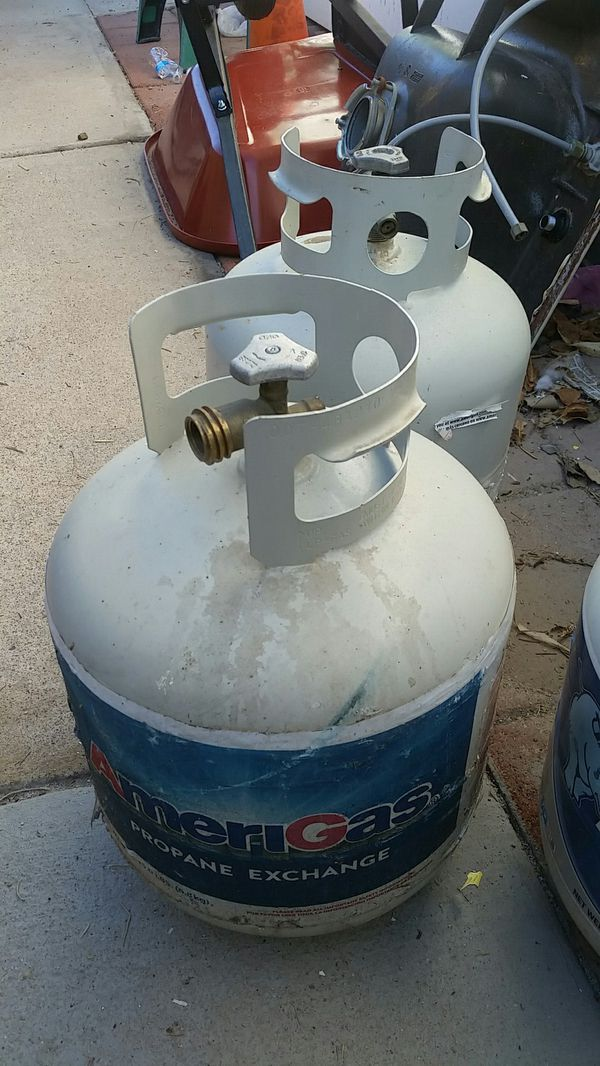 20 lb propane tanks for Sale in Las Vegas, NV - OfferUp