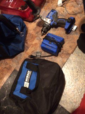 24v brushless kobalt hammer drill for Sale in Greene, NY