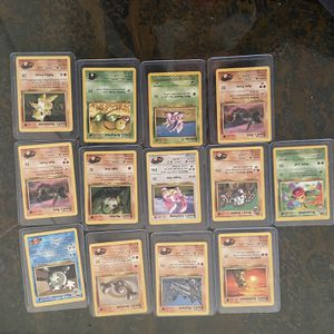 Pokemon Cards / Random Cards for Sale in Los Angeles, CA