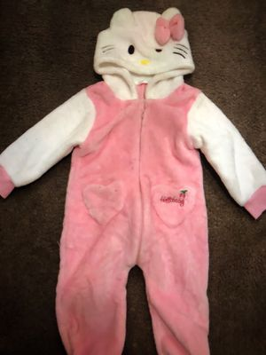 Baby pink Hello Kitty PJ for Sale in San Marcos, TX