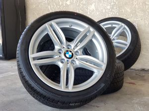 """19"""" BMW 550i 535i 525i M Sport 351 Wheels Rims Rines and Tires Llantas for Sale in Anaheim, CA"""
