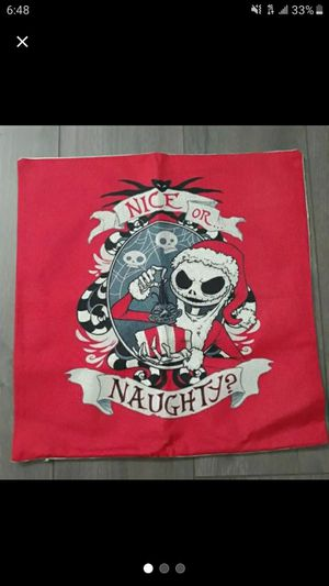 New nightmare before Christmas pillow cases for Sale in Long Beach, CA
