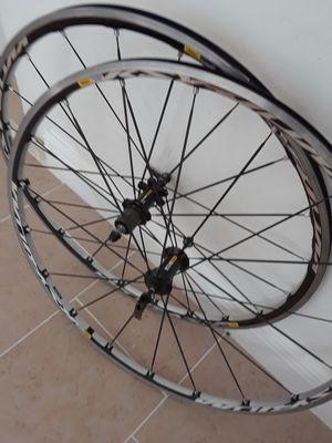 Mavic Krysium Elite 700c wheels for Sale in Deerfield Beach, FL