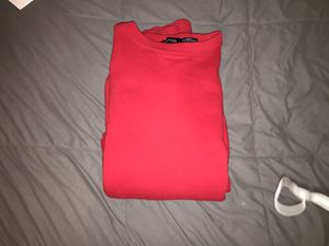 Red Nautica Crew Neack Sweatshirt for Sale in Gresham, OR
