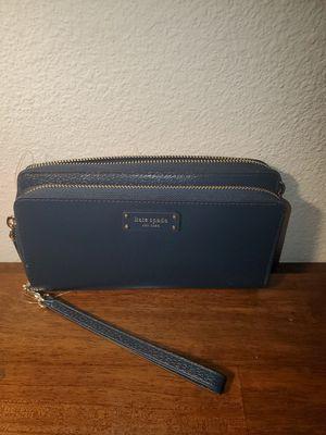 Women's authentic Kate spade wristlette wallet. Navy. for Sale in Portland, OR