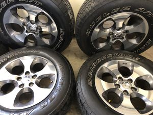 Jeep Wrangler Wheels for Sale in CA, US