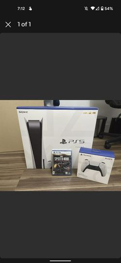 Ps5 Bundle for Sale in Pacifica,  CA
