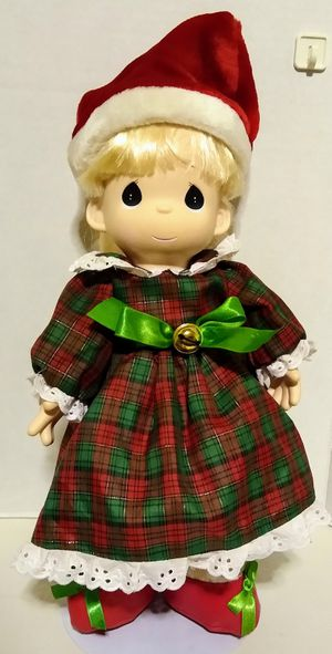Precious Moments cristmas doll for Sale in Ontario, CA
