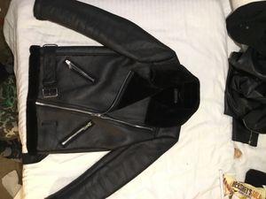 Zara women's Leather Jacket for Sale in San Francisco, CA