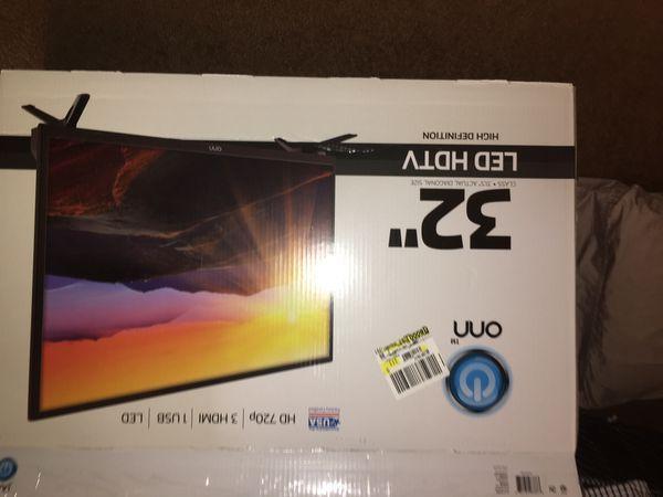 32 inch 720p tv