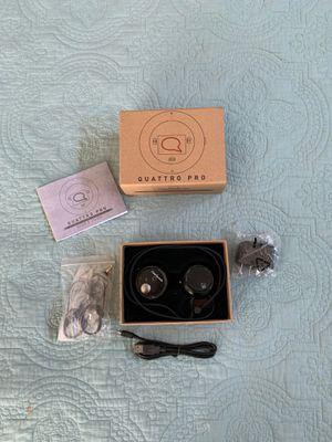 Quattro Pro Bluetooth Listening System for Sale in Ontario, CA