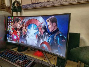 Asus Rog PG348Q 34inch curved gaming monitor for Sale in Syracuse, NY