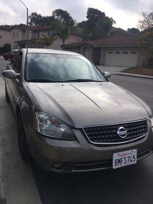 2006 Nissan Altima 2.5L for Sale in Vista, CA