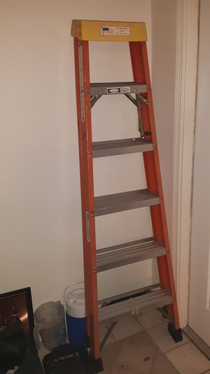 Sunset ladder co for Sale in Zephyrhills, FL