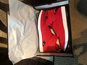 Jordan Fadeaway University Red size 11 mens for Sale in San Diego, CA