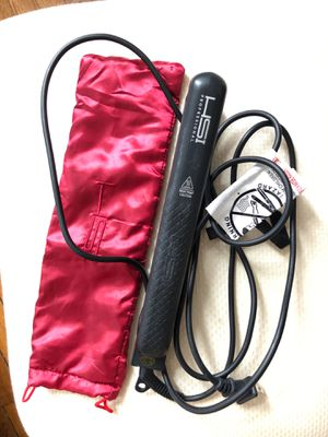 HSI Pro Hair straightener for Sale in Watertown, MA