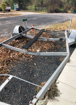 Boat trailer great for project for Sale in San Antonio, TX