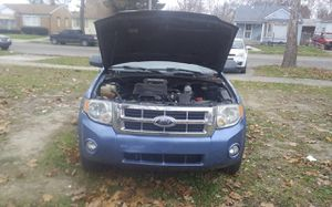 2009 Ford escape XLT for Sale in Detroit, MI