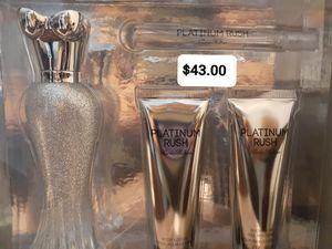 Paris Hilton Platinum rush perfume for women for Sale in Baldwin Park, CA