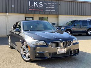 2012 BMW 5 Series for Sale in Fresno, CA