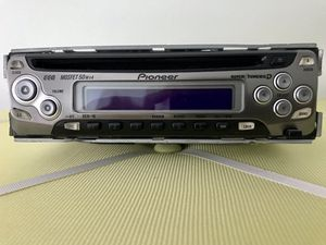 PIONEER DEH-16 CAR CD/RECEIVER... for Sale in Lindenwold, NJ