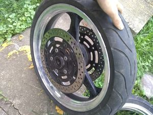 Kawasaki rims for Sale in Marengo, OH