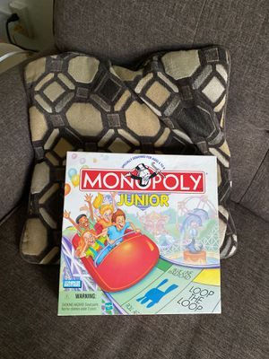 Vintage Monopoly Junior for Sale in Ithaca, NY