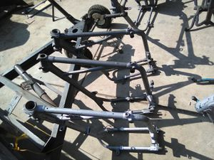Vintage triumph motorcycle frames and parts. for Sale in Phillips Ranch, CA
