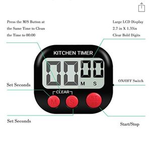Digital Kitchen Timer, 1 pack Cooking Timers for Sale in New York, NY