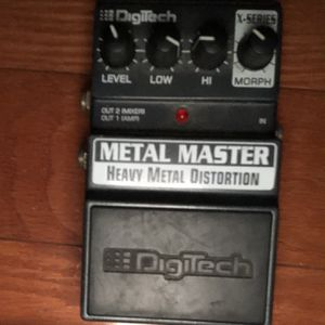 Guitar Pedal (Distortion) for Sale in Huntington Beach, CA