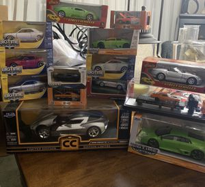 Collectible cars - lot of 14 for Sale in Carol Stream, IL