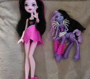 Monster high dolls for Sale in Arvada, CO
