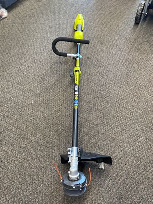 RYOBI 40-Volt Lithium-Ion Cordless Attachment Capable String Trimester for Sale in Los Angeles, CA