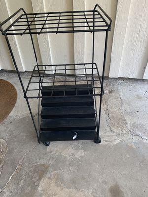 Metal rack for Sale in Houston, TX