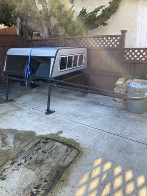 Camper and 5ft racks for Sale in Salinas, CA