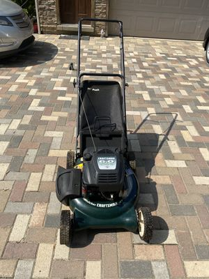 Craftsman lawn mower for Sale in Milan, MI