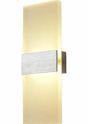 Acrylic wall lamp for Sale in Margate, FL