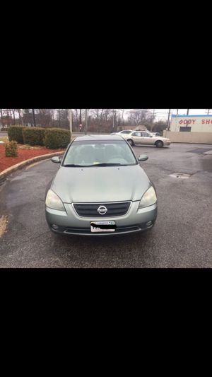 2002 Nissan Altima for Sale in Washington, DC